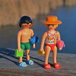 garde d'objets en vacances